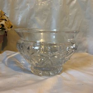 Waterford Accents - 🇵🇱 Waterford Marquis: crystal bowl candy dish